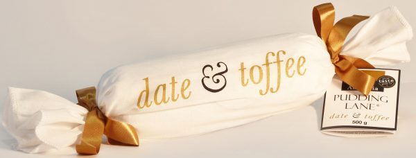 date and toffee log pudding