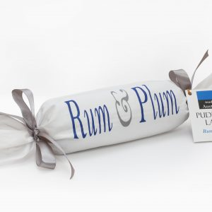 Rum and Plum 500g log