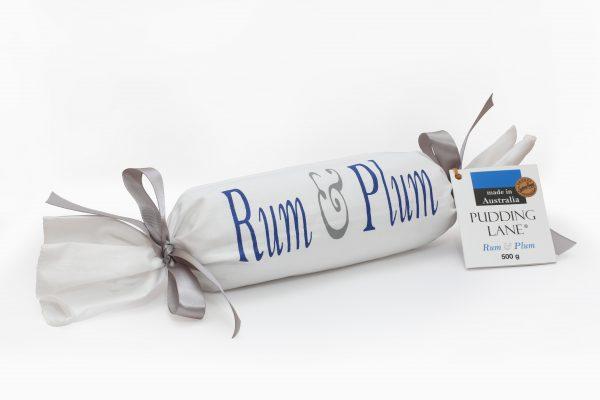 Rum and Plum 500g log
