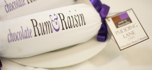 chocolate-rum-and-raisin-pudding